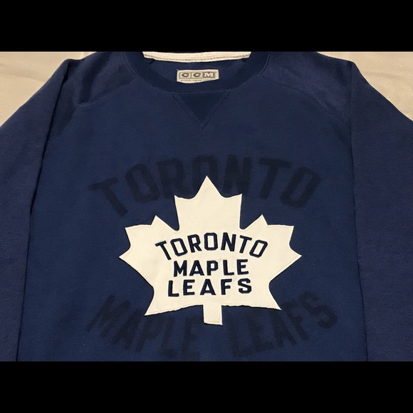 a356893ff15 CCM Other - CCM Toronto Maple Leafs sweatshirt